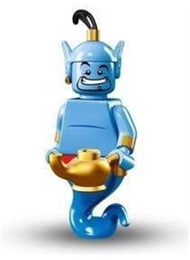 Lego Lego Minifigür - Disney Seri - 71012 - Genio Renkli